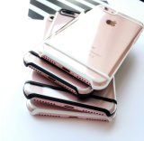 Cubierta del teléfono móvil para iPhone7 con insignia de encargo