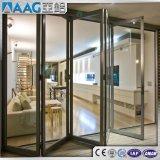 Puertas de aluminio/de aluminio para la casa del hotel/de oficina