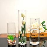 Vases à fleurs acryliques personnalisées pour le mariage. Fête du vase à fleurs