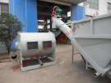 Zubehör-heiße Verkaufs-Abfall pp. PET Beutel, die Maschinen-Zeile aufbereiten