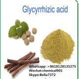 Beste verkaufende weißes Puder-Glycyrrhetinic Säure CAS: 1401-55-4