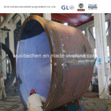 Heavy Duty Metal Fabrication Weldment avec BV Certification - Barrel Parts