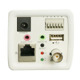 Câmara de segurança do IP da HOME da caixa do PM H. 264 da alta qualidade 1.0 mini