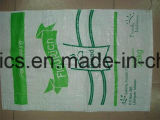 verpackenplastik gesponnener Beutel des Mehl-50kg