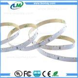 No a prueba de agua 335 Borde emisor de la cinta Cinta de luz LED / blanco frío LED blanco cálido
