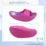 Zapato del deslizador del oscilación de las mujeres y de las muchachas de EVA, deslizador del sacudimiento de las señoras