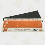 Kundenspezifischer Kühlraum-Magnet mit kupferne Platten-Papier