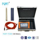 La plus récente résistivité 300 mètres pour le détecteur d'exploration des eaux souterraines Pqwt-Tc300