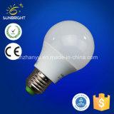 bulbo de aluminio plástico de 3-15W A60 A70 LED