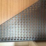 Листы декоративного металла Perforated/пефорировали металл металла пефорированный сеткой для сбывания