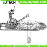 Vaschetta automatica & inclinazione  Macchina fotografica Jt-Wpt70 del pozzo trivellato con la bobina di cavo ed il contatore automatici del tester