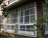 Profil en aluminium en aluminium de rambarde Theftproof de porte de guichet de garantie