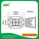 16W CREE LED Work Light Flush Mount CREE Cube Pods SUV Ford Fog Drive Truck Jeep Light