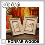 Cornice di legno solido di stile della Francia per la decorazione domestica