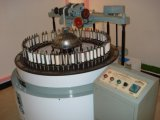 Máquina 9 da trança do laço