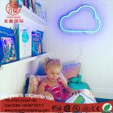 가정 훈장을%s 벽 LED 구름 네온사인에 손은 일 수 있다