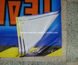 Impresión de encargo al aire libre que hace publicidad de la bandera del PVC del vinilo (SS-VB86)