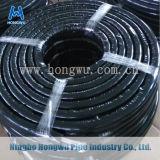 EPDM noir enduisant l'acier inoxydable de la pipe 304 solaires
