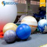 Оптовое гигант рекламируя воздушный шар треноги СИД воздушных шаров раздувной земной вися