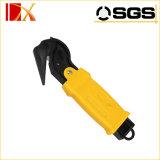 Cortador de película, cuchillo de corte de la película, cuchillo disponible del gancho de leva de la película de estiramiento