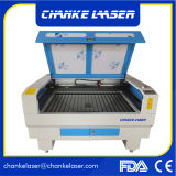 Máquinas de gravura de madeira do laser do CO2 para a madeira compensada de 18mm