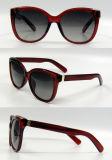 Nuevo Brand Designer Plastic Fashion Sunglasses para Women con Your Logo (DP1129YZ)
