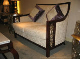 Hotel Two Seat Sofa con Cushions