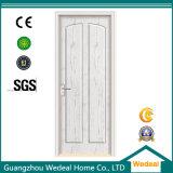 別荘または住宅のプロジェクトのための現代内部PVC木のドア