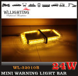Magnets及びBrackets Mountの青いLED Mini Lightbars