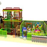 Proporcionar al patio de interior de los niños de Installtion