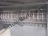 문서 절단기 플라스틱 두 배 샤프트 슈레더를 분쇄하는 쇄석기 플라스틱