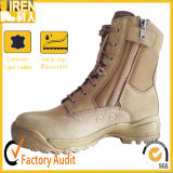 Gute Qualitätsechtes Leder Norm-Wüsten-taktische Militärmatten