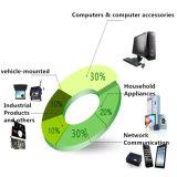 2 Schicht elektronische Schaltkarte-Vorstand-Herstellung und smt