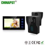 Telefone video da porta dos fios impermeáveis da identificação 4 de RFID (PST-VD704T-ID)