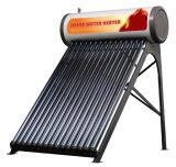 Компактный подогреватель горячей воды трубы жары давления 2016 солнечный
