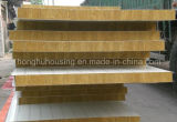 El panel de emparedado de las lanas de roca de la alta calidad para la venta