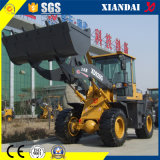 De Machine van de bouw met de Lader van het Wiel van de Controle van de Bedieningshendel 2t