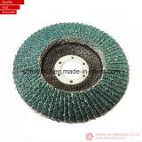 115 * 22 milímetros p40 zircônia disco de aletas para rebarbadora ( VSM matéria-prima )