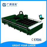 Metals (GY-1325FS)를 위한 Precision 높은 Plasma Laser Cutting Machine