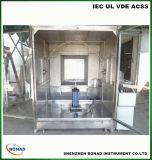 Chambre environnementale d'essai de jet de pluie pour Ipx5 Ipx6