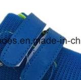 Les plus défuntes chaussures occasionnelles de sport de chaussures de chaussures de toile d'injection d'enfants