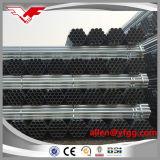 lo zinco 200-500G/M2 ha ricoperto i tubi d'acciaio galvanizzati tuffati caldi d'accoppiamento