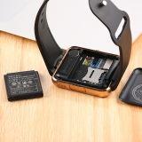 Nuevo teléfono elegante brillante del reloj de la exhibición Gt08 de Desigtn