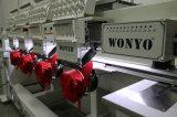 Wonyo Wy1204c 4 헤드 12 색깔 고속 전산화된 모자 자수 기계