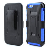 iPhone 6plus를 위한 One Belt Clip 로버트 Armor Phone Cover Case에 있는 좋은 Quality Three