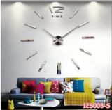 Etiqueta engomada del reloj de pared