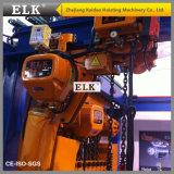 Ascenseur inférieur électrique d'espace libre d'élévateur à chaînes des élans 5ton--Certificats de la CE