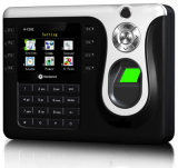 Freie Software-Fingerabdruck-biometrischer Zeit-Anwesenheits-Taktgeber