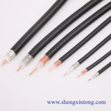 Doppeltes Shield 50ohm Rg142 Coaxial Cable