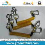 Твердый желтый цвета талреп инструмента катушки толщиной сильный вытягивая связанный проволокой